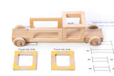 Starter Kit - Engineering 4 Little Hands, 4-8 years (Workshop + Geometric Shape + Vehicle Projects) Curriculum link included!, Little Hands, - Hands 4 Building