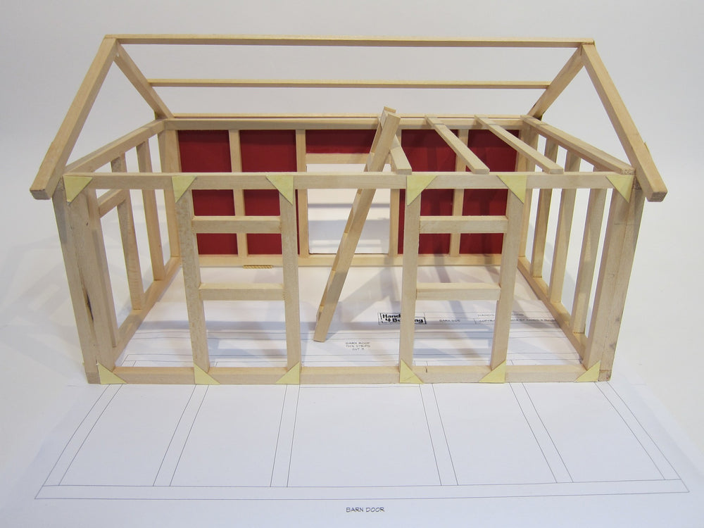 Kids & Teens - Structural Engineering (Barn + Bridge + Windmill) Curriculum link included!, Kids & Teens, - Hands 4 Building