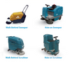 Some Types of Industrial Cleaning Equipment to Help You Efficiently Clean Public Spaces
