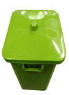 Free Stand Litter Bin - With Lid