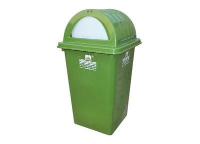 Free Stand Litter Bin - Injection Moulded