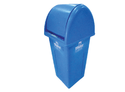 Free Stand Litter Bin -Roto Moulded