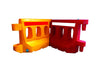 Safety Barricades (Interlocking) : Height 795 MM