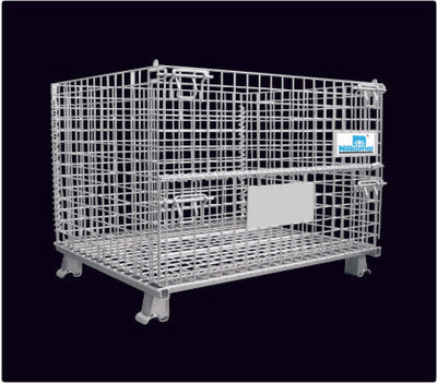 Metallic Cages & Bulk Containers
