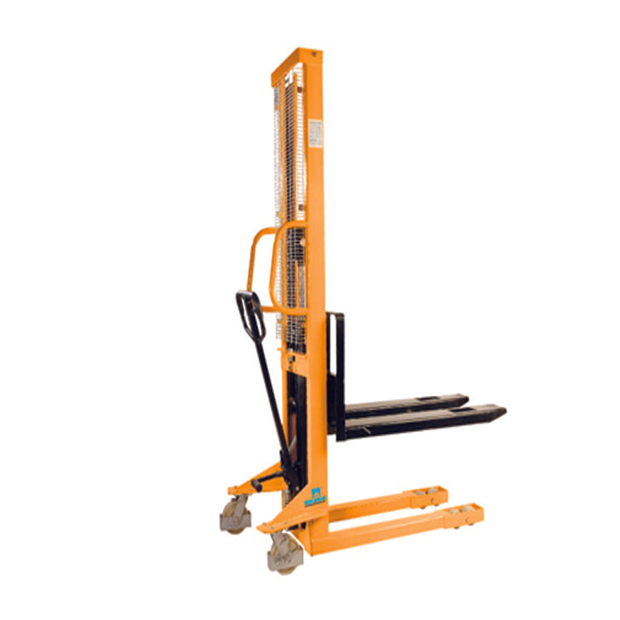 Manual Stacker with Fixed Fork