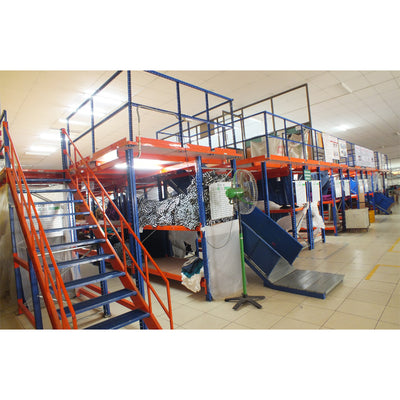 Rack / Frame Supported  Mezzanine