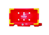 Safety Barricades : Height 620 MM