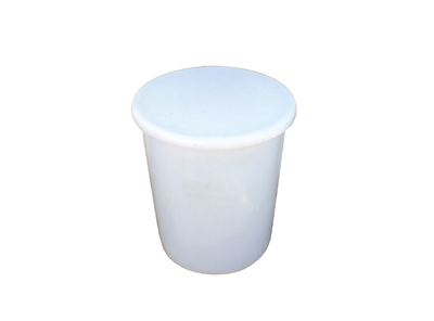 Round Tablet Container