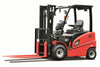 Electric Forklift - 4 Wheel