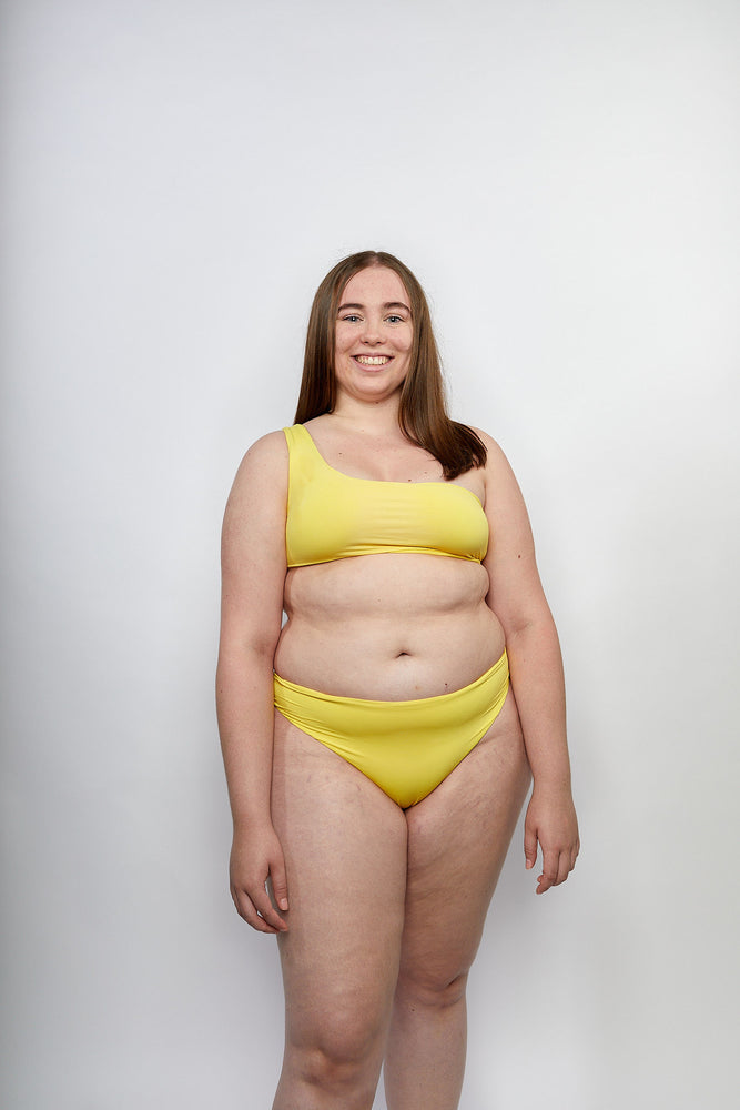 Load image into Gallery viewer, Kalea Top - Sunny Yellow