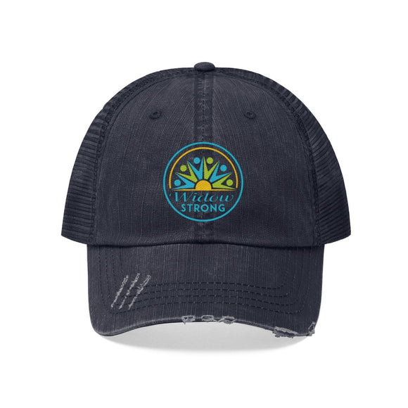 Widow Strong Ballcap Hat