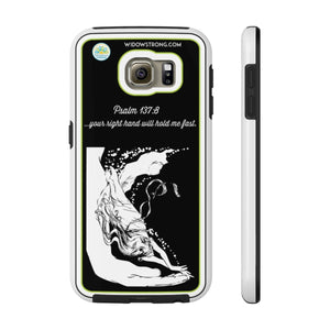 Psalm 135:8 Widow Strong Samsung S6 Case Mate Tough Phone Cases