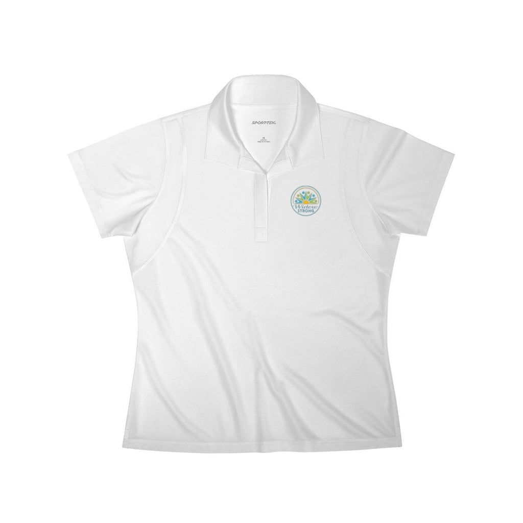 Widow Strong Women's Polo Shirt