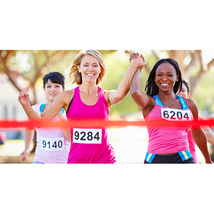 Widow Race Registration Scholarship for 5K, 10K, or Sprint Triathlon.