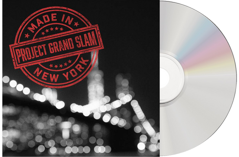 Made In New York (CD)