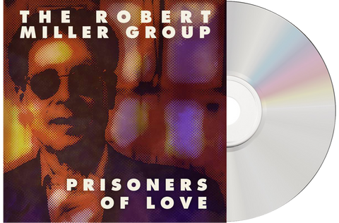 Autographed Prisoners Of Love CD