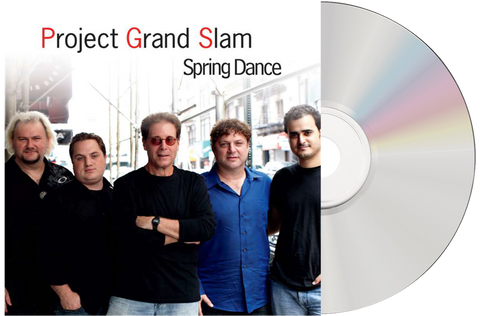 Autographed Spring Dance CD