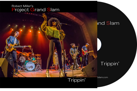 Trippin' (#1 Album) (CD)