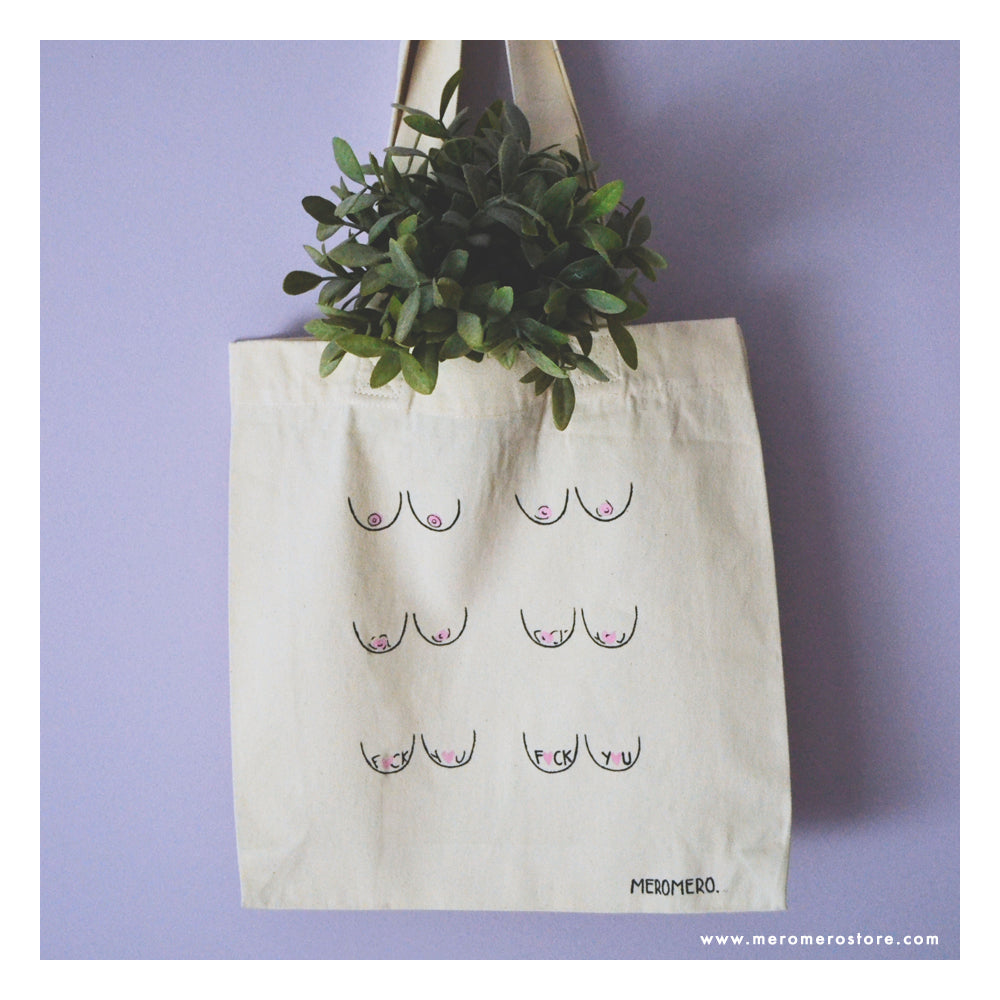 Totebag Freenipples