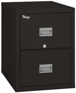 "Patriot 2P1831-C two Drawer 31"" Deep Vertical Letter Size File Cabinet"