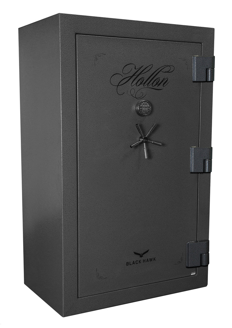 Hollon Safe Black Hawk BHS-45 Fireproof Gun Safe