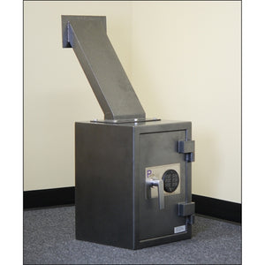 Protex FD-2014LS Through-the-Wall Depository Safe w/ Drop Chute