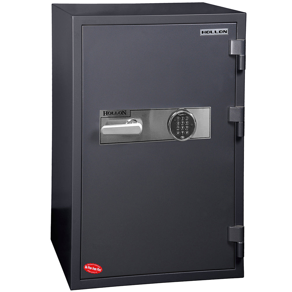 Hollon HS-1000E 2 Hour Fireproof Home Safe with S&G E-Lock