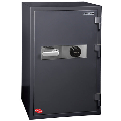 Hollon HS-1000C 2 Hour Fireproof Home Safe with S&G Dial Lock