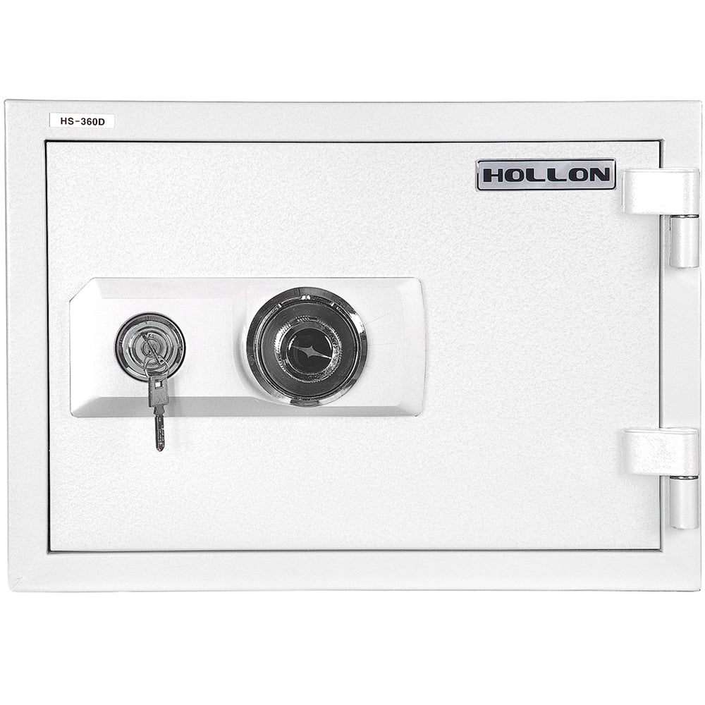 Hollon HS-360D 2 Hour Fireproof Tested Home Safe