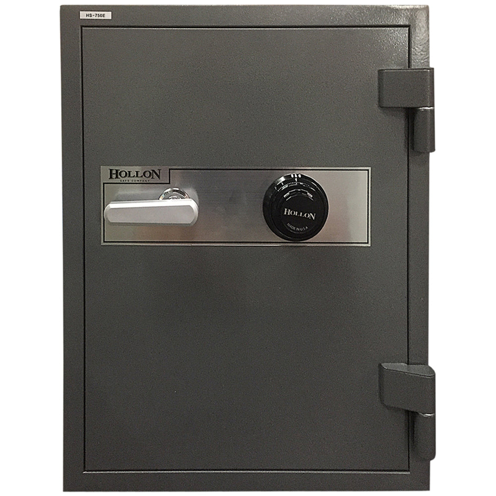 Hollon HS-750C 2 Hour Fireproof Tested Home Safe with S&G Dial Lock