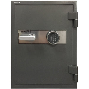 Hollon HS-750E 2 Hour Fireproof Tested Home Safe with S&G E-Lock
