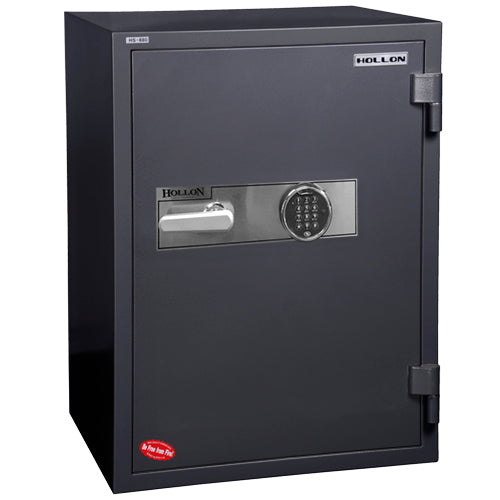 Hollon HS-880E 2 Hour Fireproof Tested Home Safe