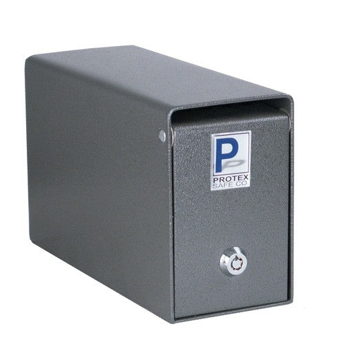 Protex SDB-100 Under The Counter Drop Box With Tubular Lock