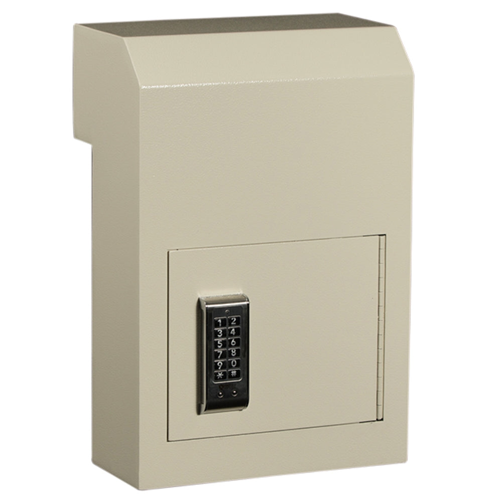 Protex WSS-159E Through the Door Drop Box w/ Electronic Lock