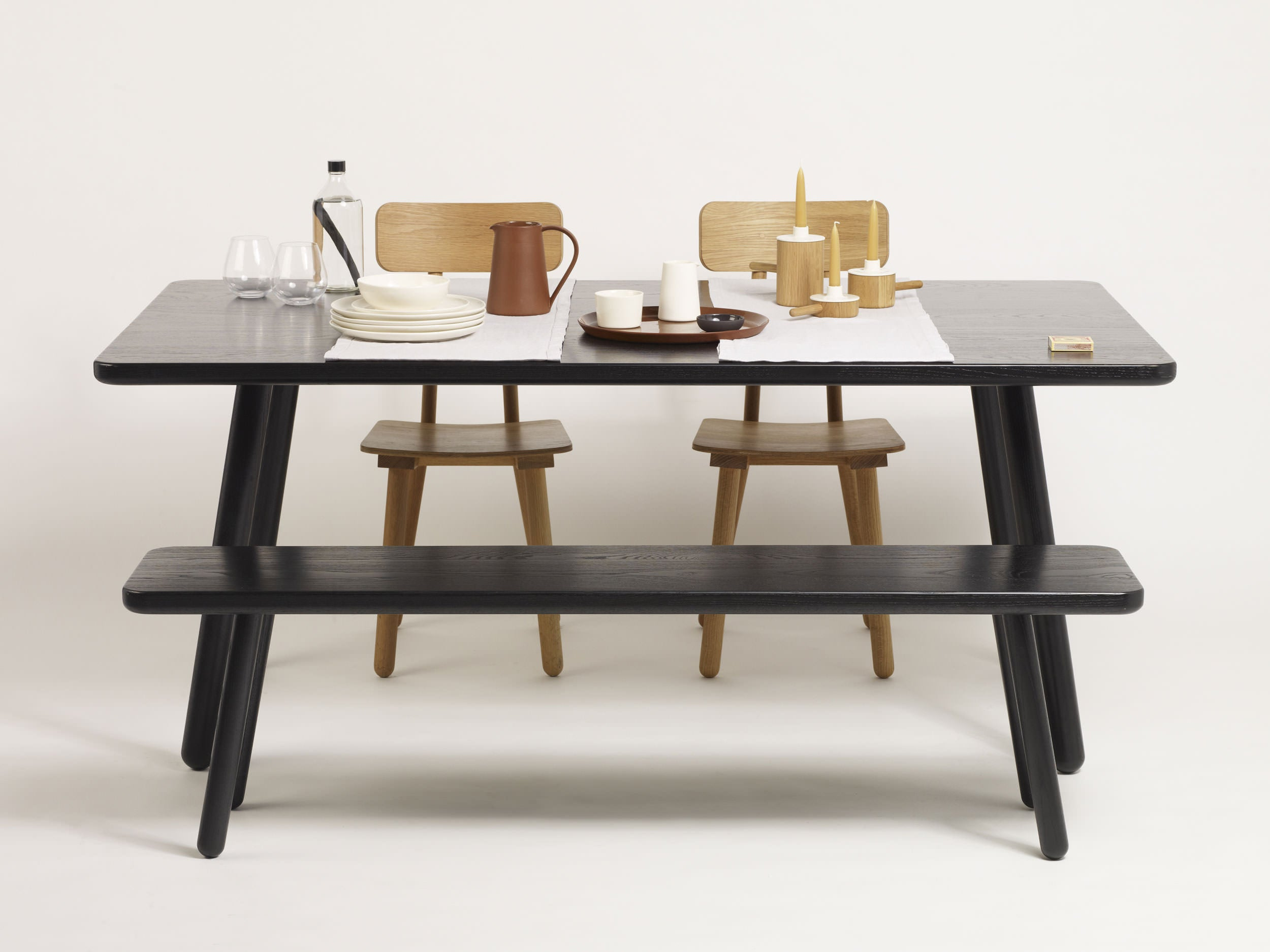 Contemporary Craft Dining Tables, Consoles, Coffee & Side Tables