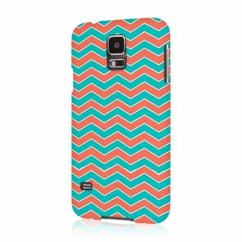 Empire Signature Series Mint Chevron One Piece Slim-Fit Case Phone Cases & Covers