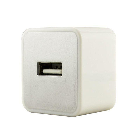 USB Home/Travel Power Adapter (, 1000 mAh), White