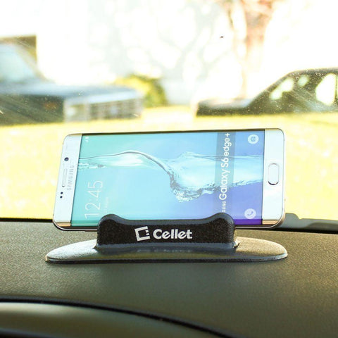 Cellet Anti-Slip Car Holder, Black