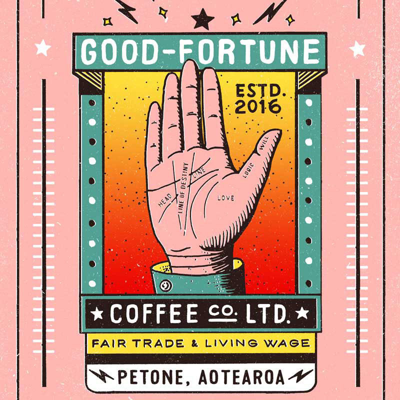 Good Fortune Coffee Co. Posters