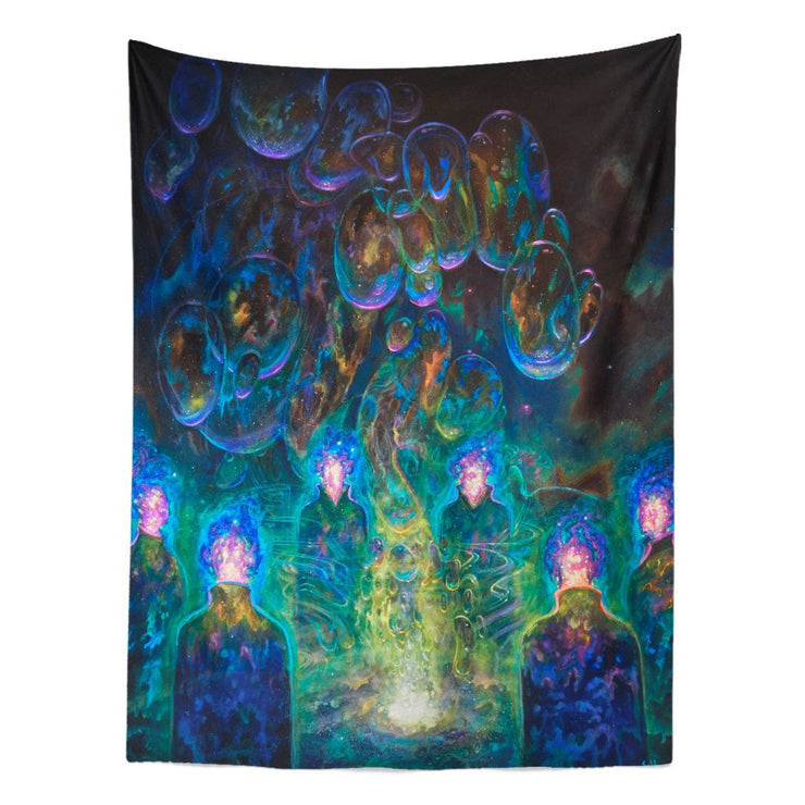 Theory of Droplet Dimensions Tapestry