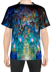 Theory of Droplet Dimensions T-SHIRT