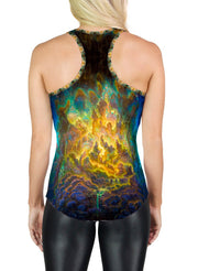 Misty Mountains RACERBACK TANK