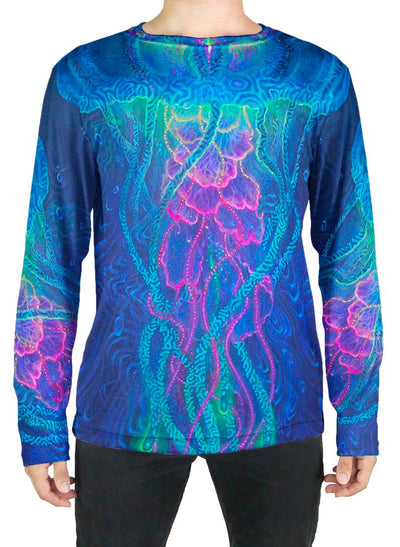 Brain Coral Jelly Long Sleeve