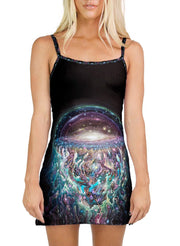 Galactic Jelly MINI DRESS