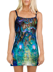 Theory of Droplet Dimensions MINI DRESS