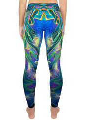 Mind Burrito Active Leggings
