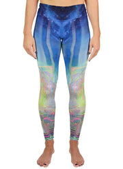 Jungle Light Tech Active Leggings