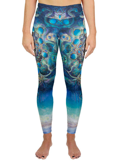 Gateway to the North Star Active Leggings