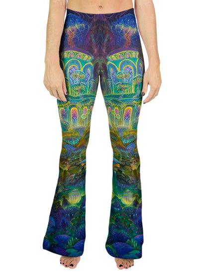 Mycelium Mesa Bell Bottoms