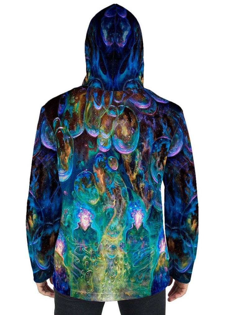 Theory Of Droplet Dimensions Hoodie